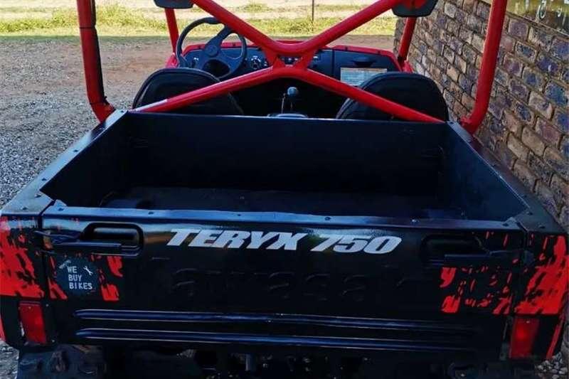 0 Kawasaki T-Rex