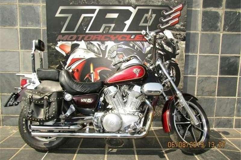 Kawasaki VN 1500 2004