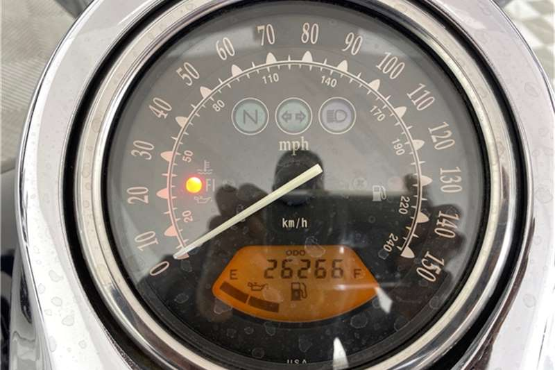 2007 Kawasaki VN