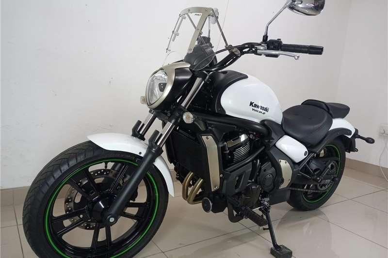 2015 Kawasaki VN