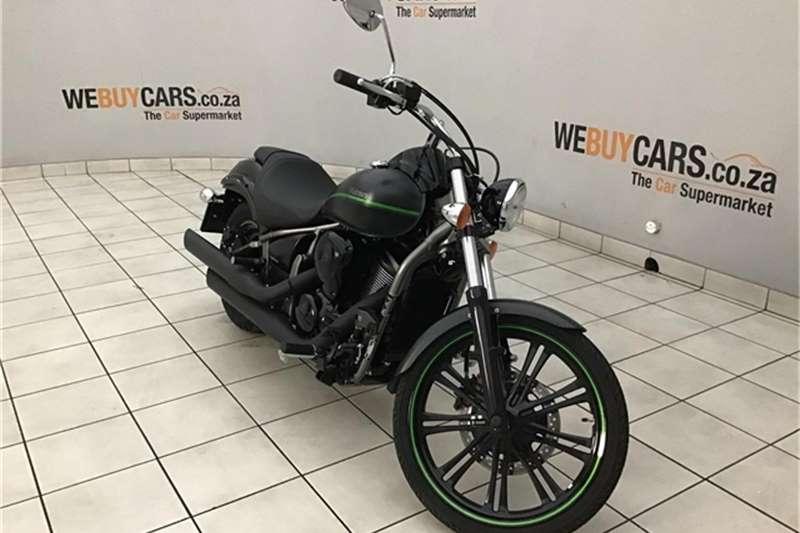 Kawasaki VN 2017