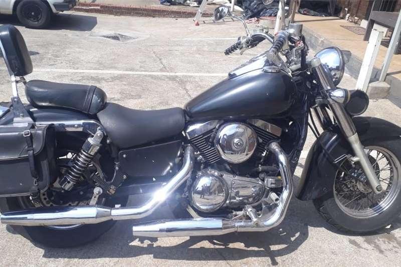 Kawasaki VN1600 2003