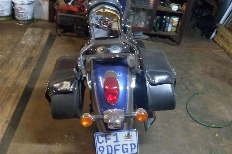 Kawasaki VN900 2012