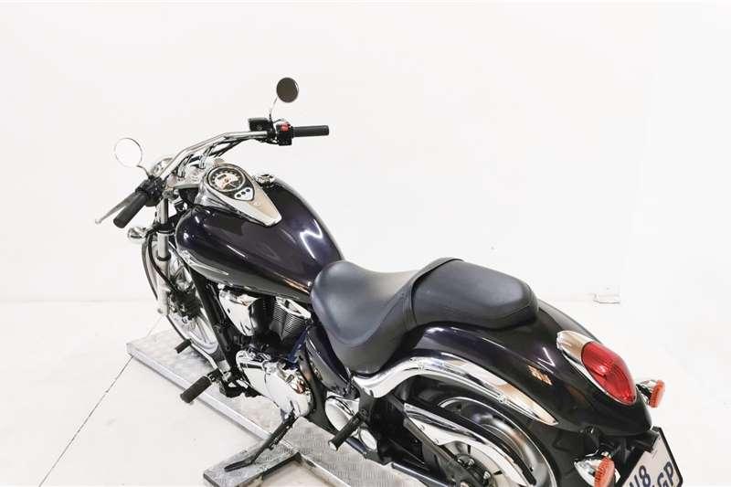 Kawasaki VN900 2014