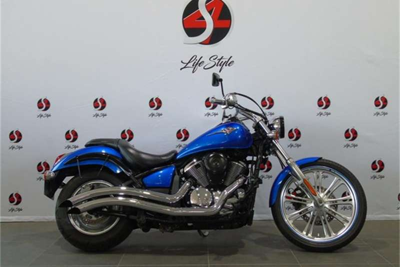 Kawasaki VN900 Classic 2011