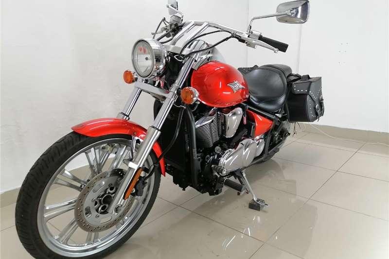 Kawasaki VN900C Custom 2009