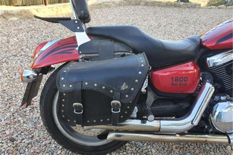Kawasaki Vulcan 1600cc Mean Streak 2003