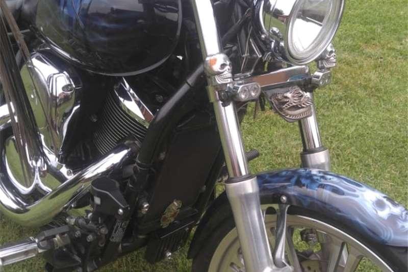 Kawasaki Vulcan 2007