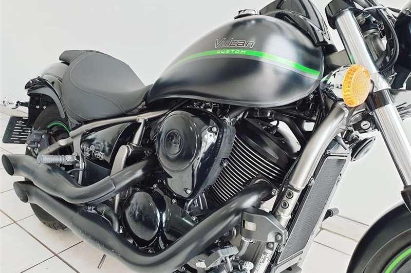 2018 Kawasaki Vulcan