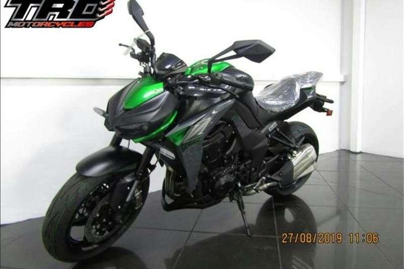 Kawasaki Z 1000R 2019