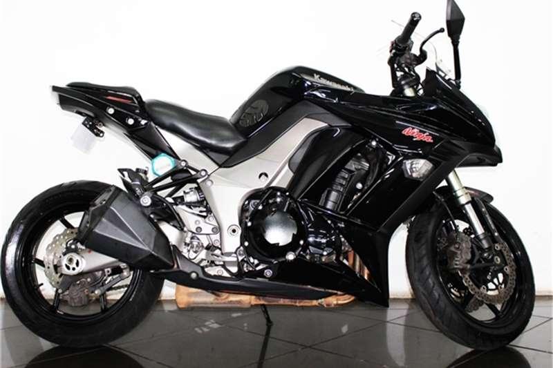 Kawasaki Z 1000SX 2011