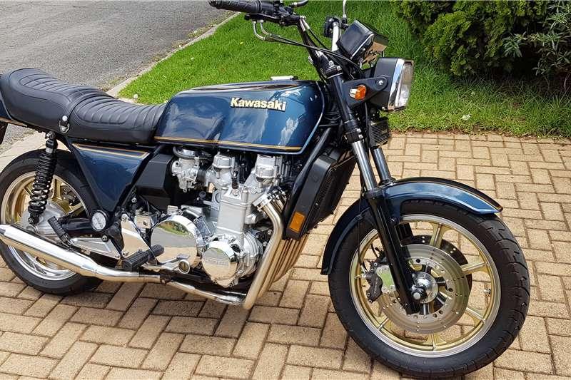 Used 1981 Kawasaki Z