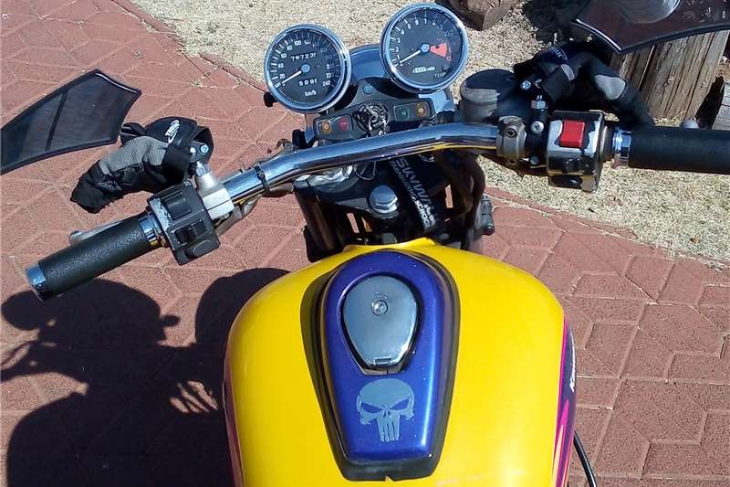 Kawasaki Z 1996