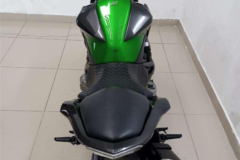 Kawasaki Z 2013