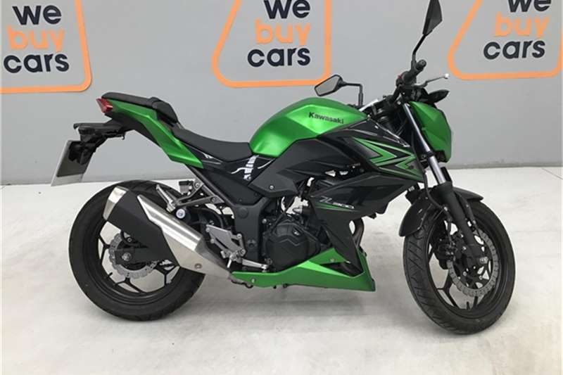 Kawasaki Z 2016