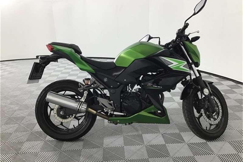 Kawasaki Z 2017