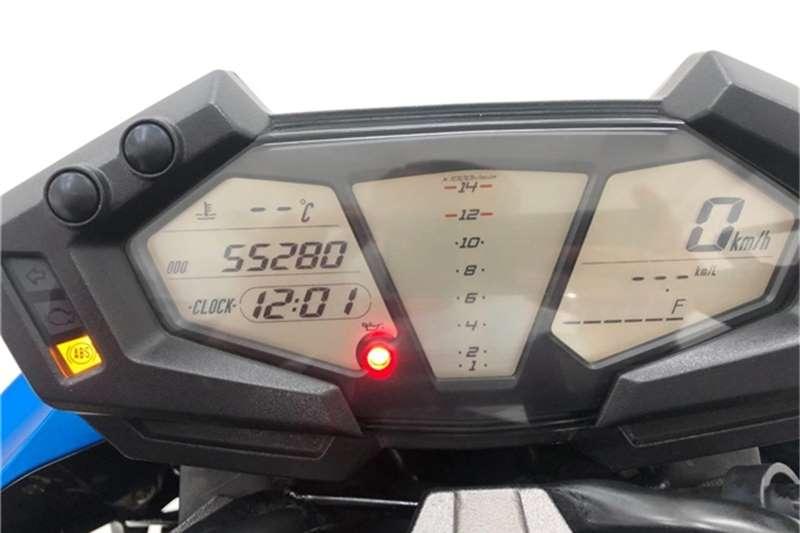 2018 Kawasaki Z