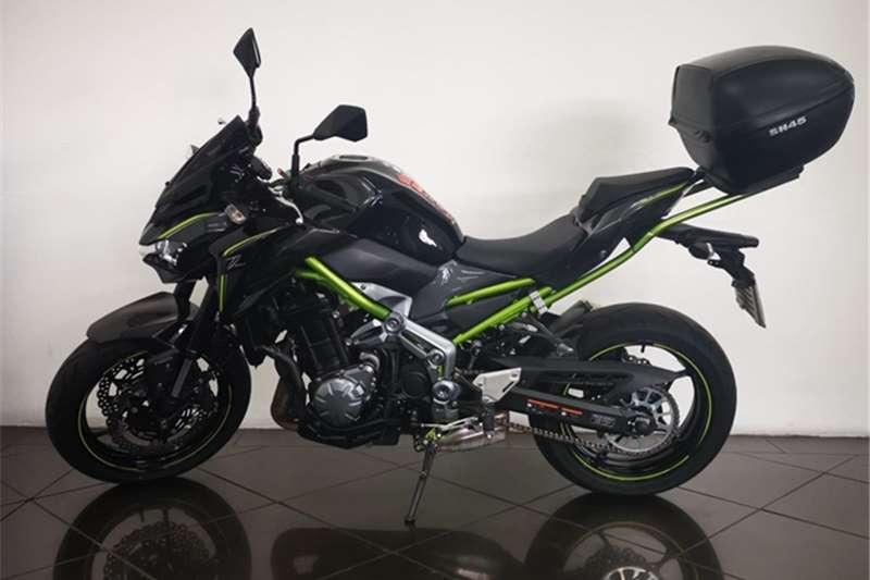 Used 2017 Kawasaki Z