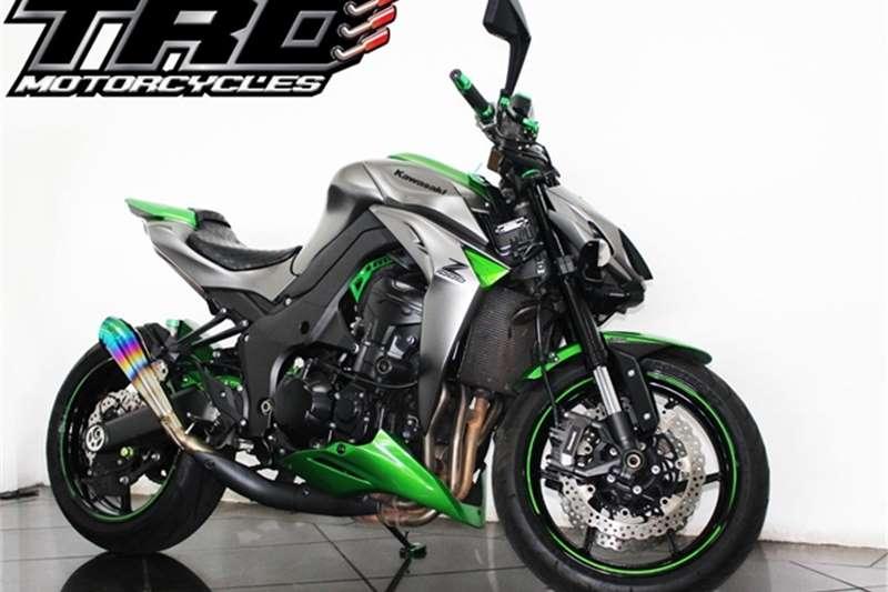 Used 2014 Kawasaki Z1000