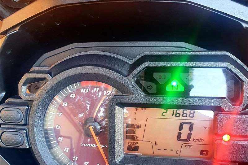 Used 2015 Kawasaki Z1000