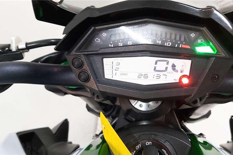 Kawasaki Z1000 2016