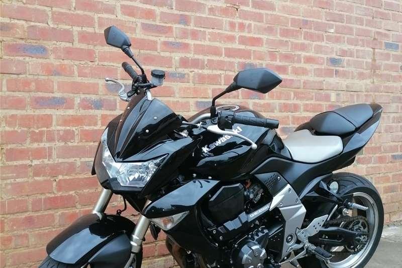 Kawasaki Z1000 0