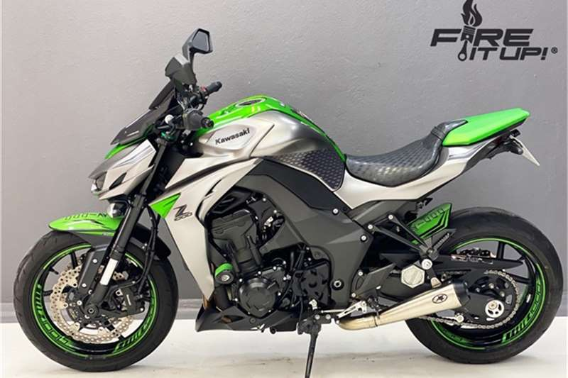 Kawasaki Z1000 R 2017