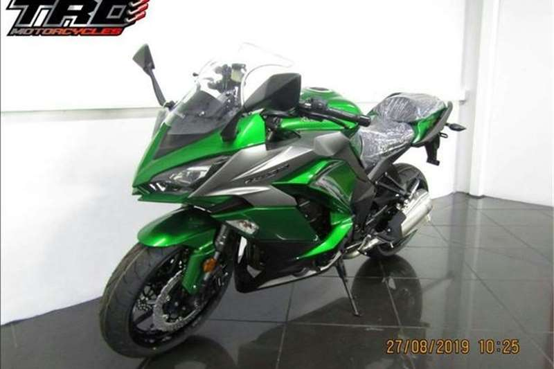 Kawasaki Z1000 SX 2019