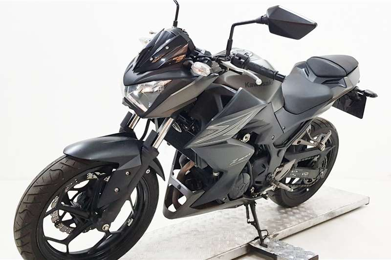Used 2016 Kawasaki Z300