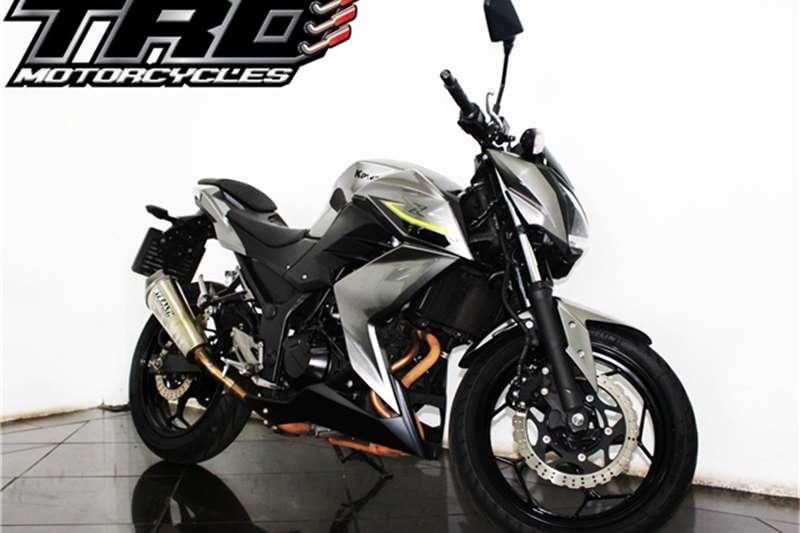 2018 Kawasaki Z300