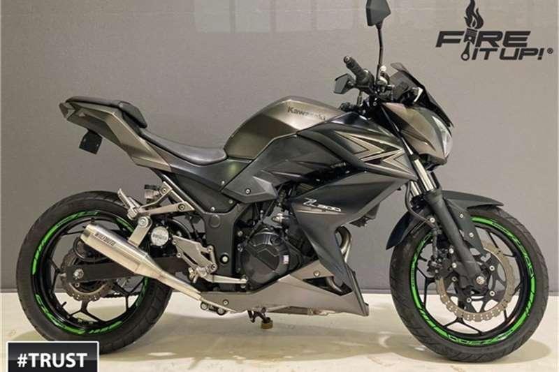 Kawasaki Z300 R 2015