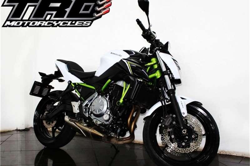 Kawasaki Z650 ABS 2016