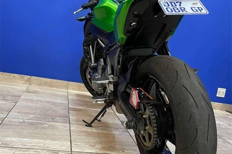 Used 0 Kawasaki Z650
