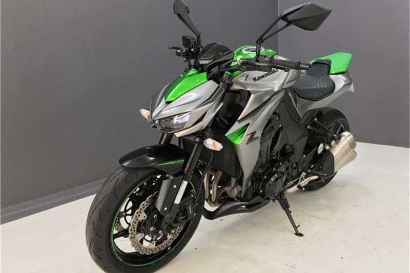 Kawasaki ZR 1000 R 2017