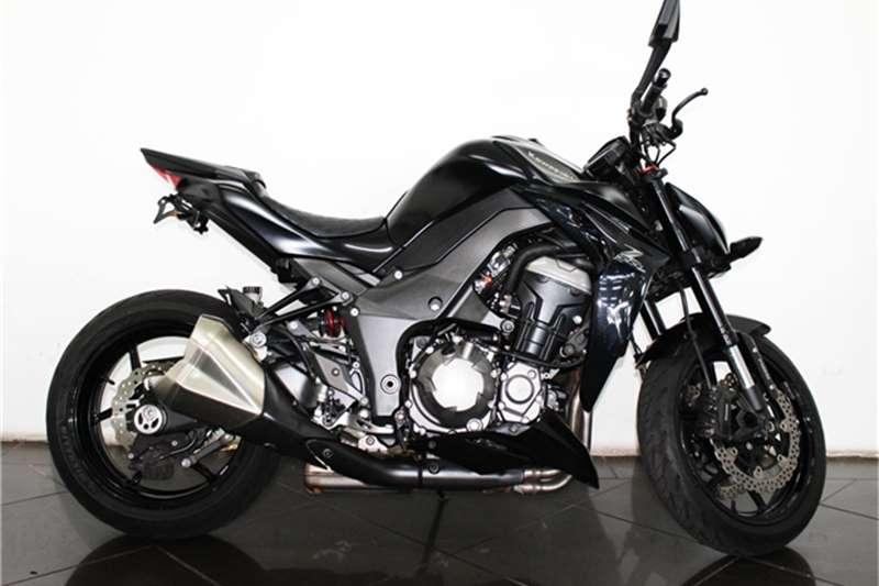 Kawasaki ZR 1000JFK 2014