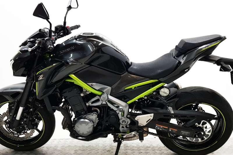 2017 Kawasaki ZR