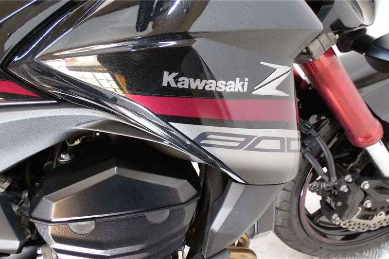 Used 2018 Kawasaki ZR
