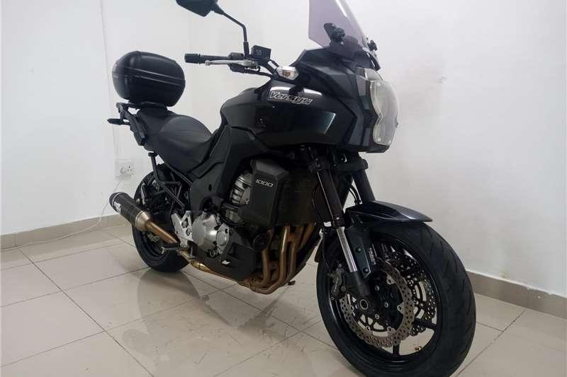 Kawasaki ZR1000B9F 2014
