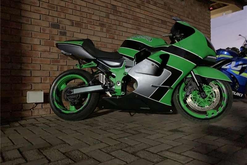 Used 2001 Kawasaki ZRX1200