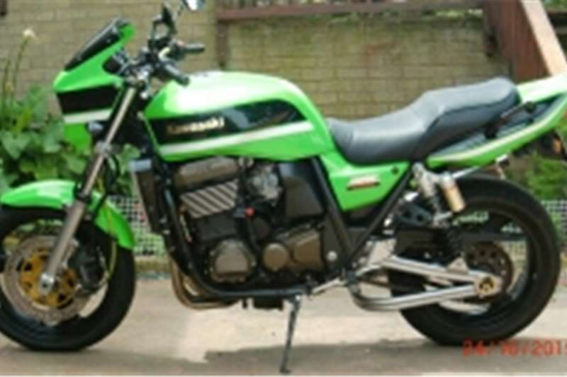 Used 2007 Kawasaki ZRX1200