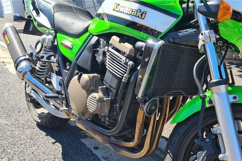 Kawasaki ZRX1200 2007