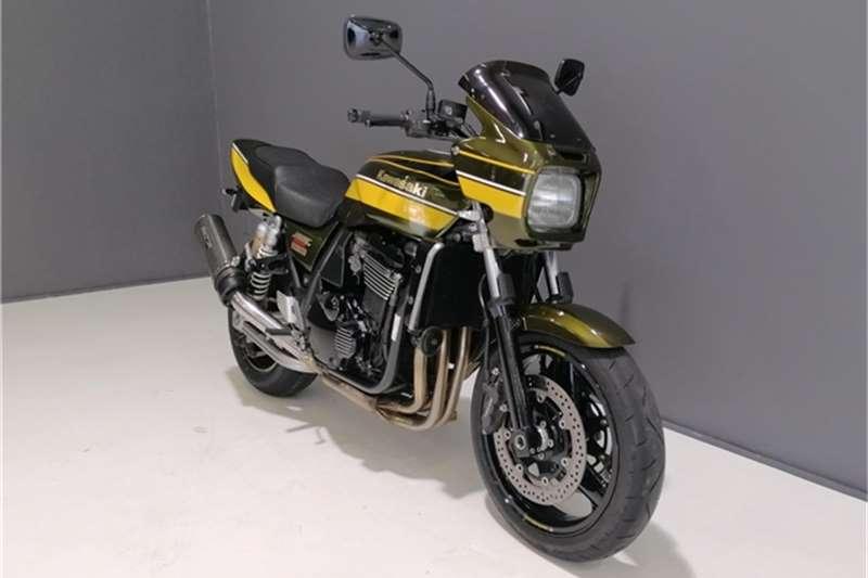 Kawasaki ZRX1200 Eddie Lawson Replica 2008