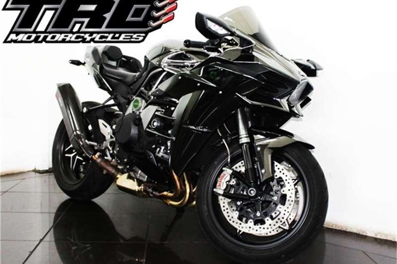Kawasaki ZX 1000 H2 2016