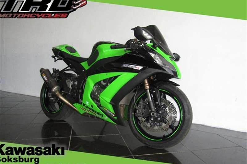Kawasaki ZX 10R 1000 2012