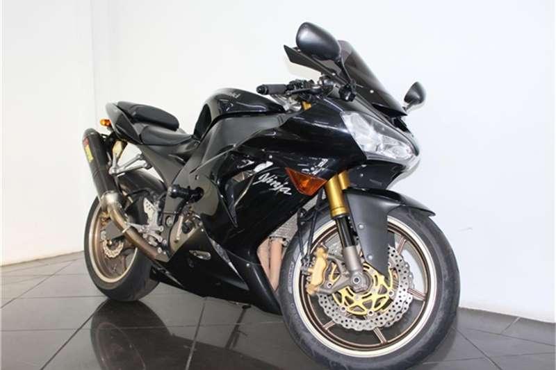 Kawasaki ZX 10R 2004