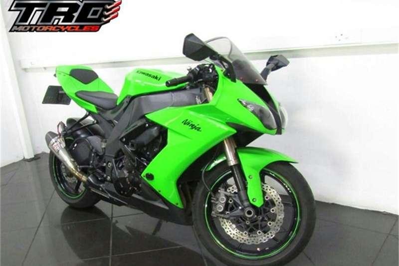 Kawasaki ZX 10R 2008