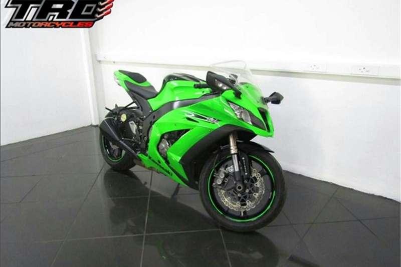 Kawasaki ZX 10R 2011