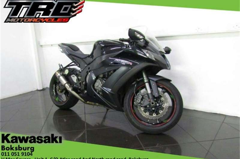 Kawasaki ZX 10R 2012