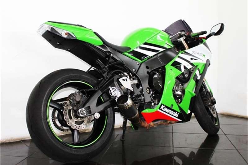 Kawasaki ZX 10R 2013