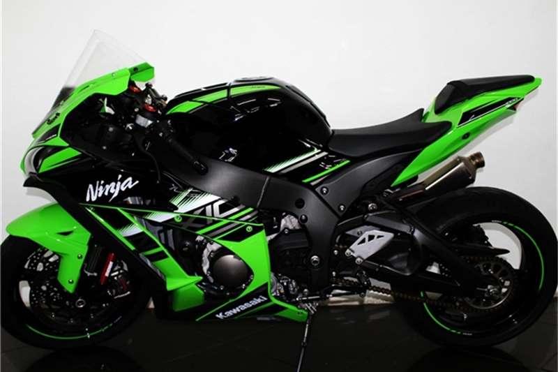 Kawasaki ZX 10R 2016